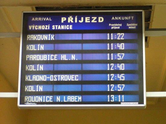 žst. Praha Masarykovo nádraží