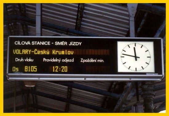 žst. České Budějovice