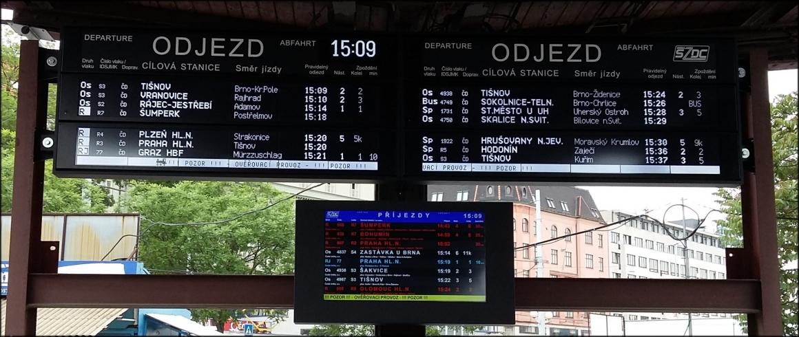 žst. Brno hlavní nádraží