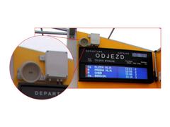 Zvukový hlásič pro nevidomé AKIS