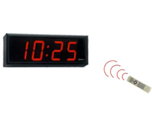 Interiérové digitální  hodiny