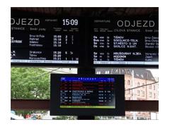 Informační systém pro dopravu IZE
