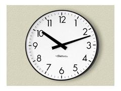 Interiérové hodiny řady MK