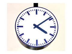 Venkovní hodiny řady MKV