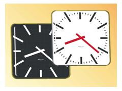 Interiérové hodiny řady PC