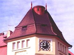Věžní a fasádní hodiny